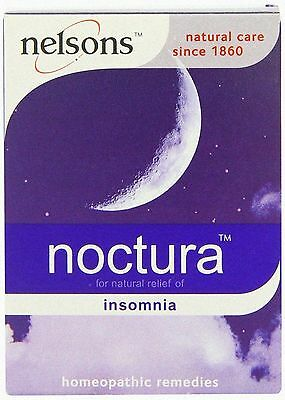 Nelsons Noctura Homeopathic Remedy - 72 s