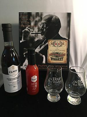 PAPPY VAN WINKLE GIFT SET for The Connoisseur