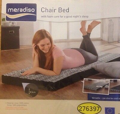 chair bed Meradiso Cover 100%cotton