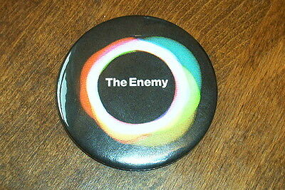 The Enemy Music For The People fridge magnet - Britpop