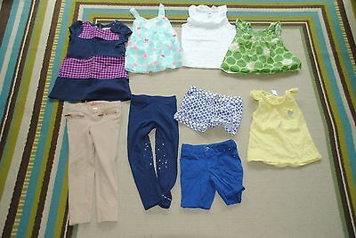 Lot of Girls Gymboree Spring Summer Clothing Size 5