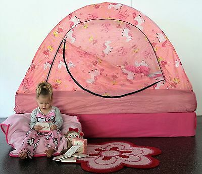 Brand New Kids Bed Tent Cubby Play House