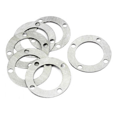 HPI Diff Case Washer 0.7mm (6) - 86099