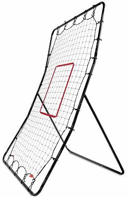 Baseball Softball Pitch Back Net Pitching Throwing Fielding Trainer Youth Sport