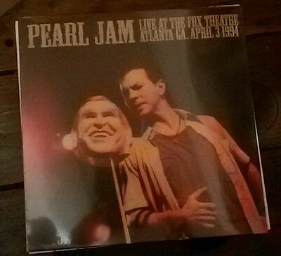 PEARL JAM  Live At The Fox theatre 1994