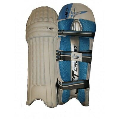 New  Cricket Batting Pads , Mens,jet Cricket   Sale. 50% Off.  Left Hand Only