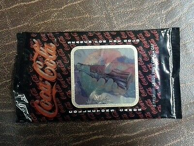 2 Packs Coca Cola Trading Cards