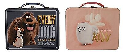 One New Secret Life of Pets Tin Lunch Box