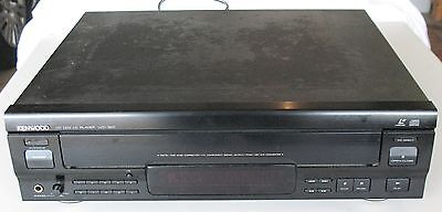 Kenwood Laser Disc Player LVD-320 LD video Powers On but Untested