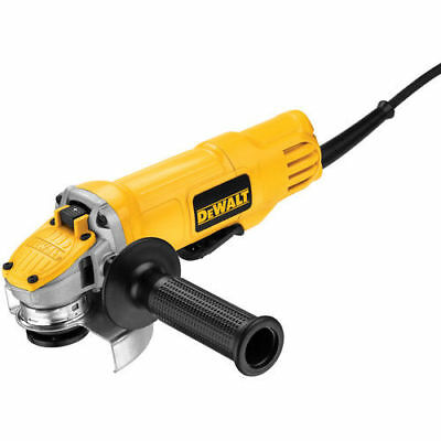 "DEWALT 4-1/2"" Paddle Switch Angle Grinder with No Lock-On DWE4120N New"