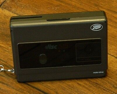 Retro/Vintage Boots Disc 515 Disc Film Camera.Good Used Condition But Untested