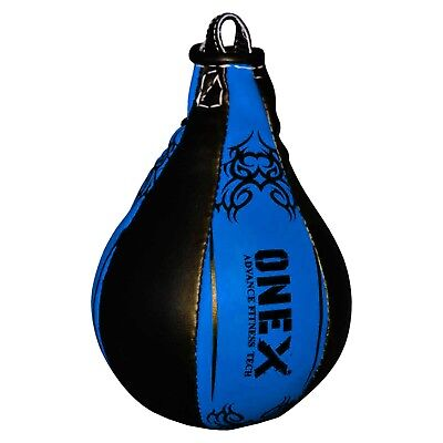 Adjustable Double End MMA Boxing Training Gear Punch Speed Ball Bag With Straps