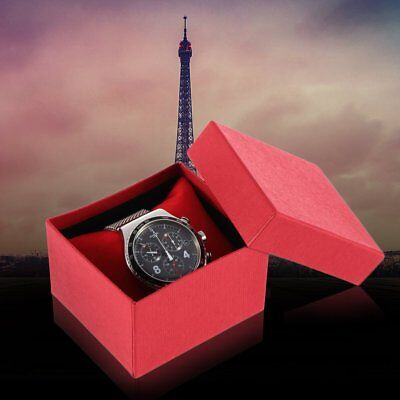 Present Gift Boxes Case For Bangle Jewelry Ring Earrings Wrist Watch Box New F#