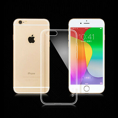 Transparent Case Cover For Iphone 6 0.3Mm Slim Scratch Proof Hot Glitter On Sale