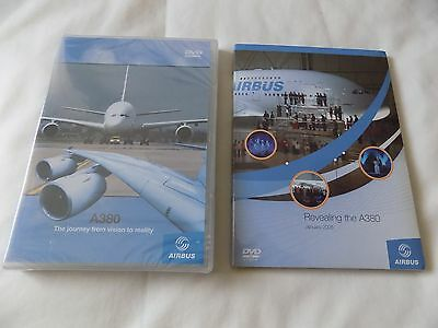Airbus A380 DVD's