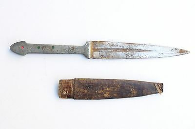 Antique RARE Ottoman Turkey Child Dagger Knife Blade 19C Islamic