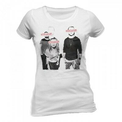 T-shirt Paramore - Eyes Covered - Femme