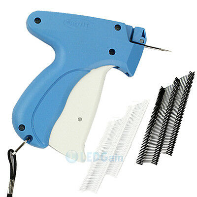 Clothes Regular Garment Price Label Tagging Tag Gun  2000 Barbs + 1 Needle