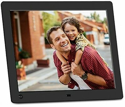 NIX Advance - 10 inch Digital Photo and HD Video (720p) Frame with Motion Sensor