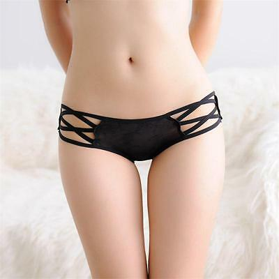 WomenThongs SexyG-string Lingerie Underwear Panty Knickers Panties Mini Briefs E