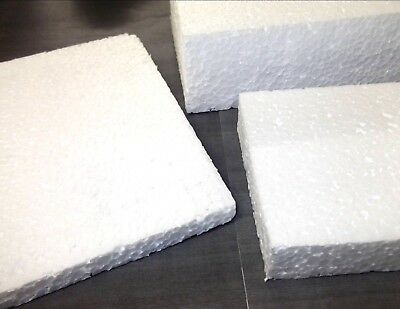 White polystyrene blocks. Packing. Shipping. Packaging. *Top Quality!