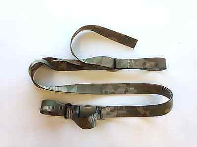 NEW - Latest Forces Issue Adjustable 3 Point SA80 Rifle Sling - MTP Camo Pattern