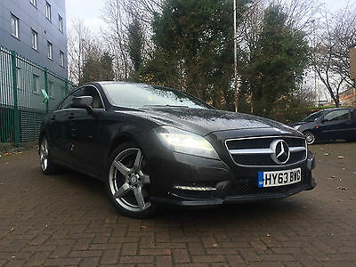 Damaged Repaired 2013 Mercedes-Benz Cls250 Cdi Amg Bluetec