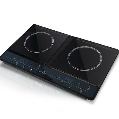 5 Star Chef Electric Induction Cooktop Portable Kitchen Cooker Ceramic Cook Top