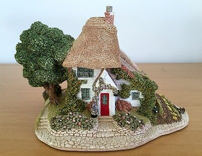 Lilliput Lane - Gardeners Cottage Collectors Club Special 1991/92