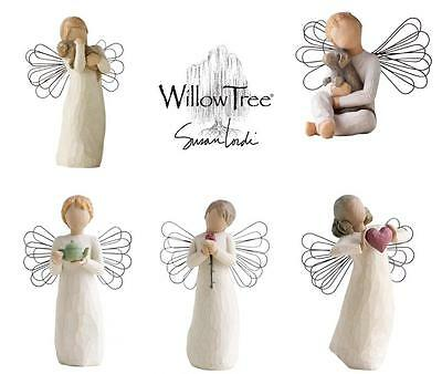 Willow Tree Angel Figurines - Buy 2 & Get Spirit Of Giving Ornament 27547 FREE