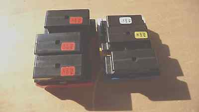 Wylex Original Cartridge Fuses to fit early consumer units