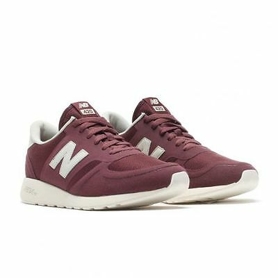 Chaussures Lifestyle New Balance 18 Burgundy