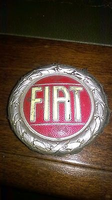 FIAT old and rare BADGE FIAT