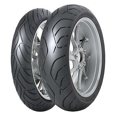 Coppia Pneumatici Dunlop Roadsmart 3 120/70-15 160/60-15 T-Max 530 Xp/abs