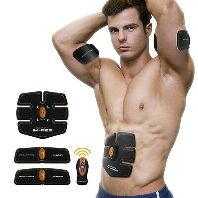 ELETTRONICA Imate IM-03 Body Toning Wireless Smart Muscle Fitness Training Inst