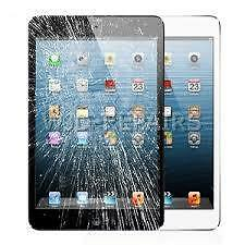 Apple iPad CRACKED GLASS DIGITIZER TOUCH SCREEN REPAIR REPLACEMENT SERVICE