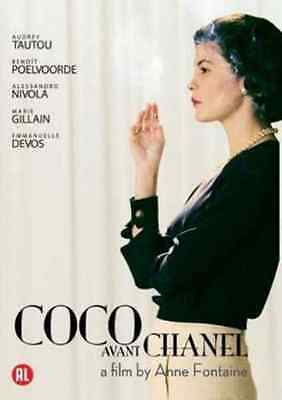 Coco Avant Chanel - Dutch Import  DVD NEW
