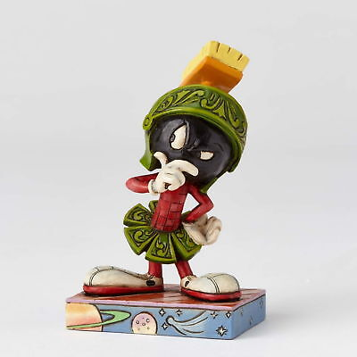LOONEY TUNES Skulptur by Jim Shore -Marvin der Marsmensch- Enesco Figur 4054871