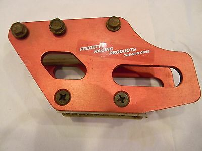 Fredette Racing Aluminum Chain Guide Honda CR125R CR250R CR500R good condition