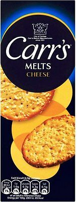 Carr's Melts – Cheese (20x150g)