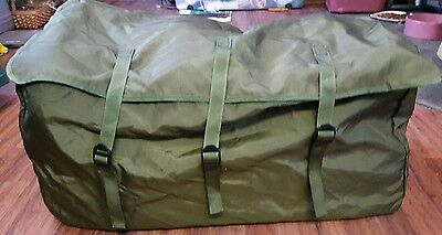 Military Hospital Linen Duffel Bag Case Nylon Surplus