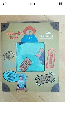 Toddler Soft Chair Harness - Totseat - Paddington Bear NEW!