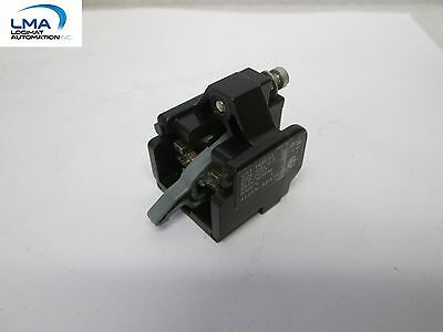 Allen Bradley 1495-F1 Auxiliary Contact 600V Size/cal. 0-5