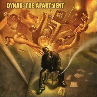 DYNAS : THE APARTMENT 2 x Vinyl LP Album  (NEW/SEALED) BBE151ALP