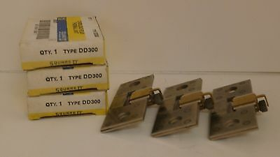 Square D *set Of 3* Overload Relay Thermal Units  Dd300 *new Surplus In Box*