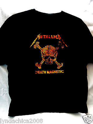 METALLICA Death Magnetic Shirt (Size XL)