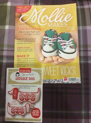 Mollie Makes Magazine Issue Thirty-One