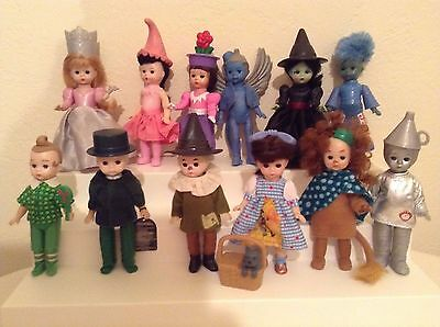 McDonalds Wizard of Oz Madame Alexander  complete doll set 2008