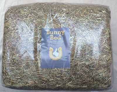 10KG Hay Bedding Chopped Dust Extracted Rabbit Guinea Pig Small Pets - FREE P&P!
