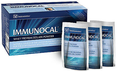 Immunocal -Maintain A Strong Immune System-Patented To Raise Glutathione Levels